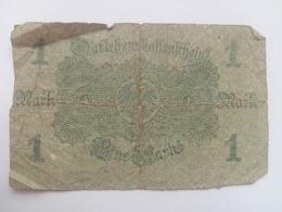 1 Mark Banknote (Darlehenskassenschein) Aus Deutschland Von 1914 (schön) - [ 2] 1871-1918 : German Empire