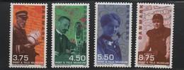 DANEMARK  N° 1287/1290** - LA POSTE - Inauguration Du Musée De La Poste - Post