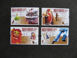 HONG-KONG : TB Série N° 1339 Au N° 1342, Neufs XX. - 1997-... Chinese Admnistrative Region