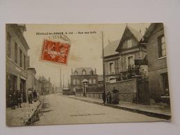SEINE MARITIME-DEVILLE LES ROUEN-RUE DES JUIFS ED ANTOINE LAZARUS-ANIMEE - France