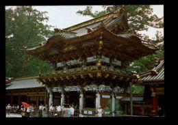 C447 JAPAN - YOMEIMON GATE OF TOSHOGU SHRINE - Giappone