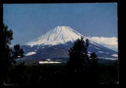C454 JAPAN - MOUNT FUJI - Giappone