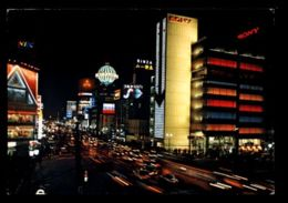 C460 JAPAN - TOKYO - GINZA BY NIGHT - Tokyo
