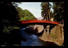 C461 JAPAN - NIKKO - DIVINE BRIDGE - Giappone