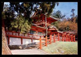 C462 JAPAN - NARA - KASUGA SHRINE - Giappone
