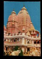 C466 INDIA - BIRLA MANDIR DELHI 1974 - Inde