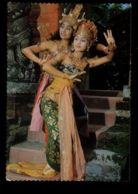 C470 INDONESIA - COSTUMES FOLKLORE ETHNICS PEOPLE SCENES - RAMAYANA BALLET DANCERS WOMEN - Indonesia