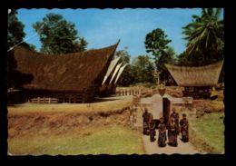 C475 INDONESIA - MANINDO VILLAGE PULAU SAMOSIR LAKE TOBA - Indonesia