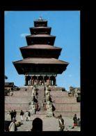 C483 NEPAL - KATHMANDU - BHADGAON - NYTAPOLE 1971 - Nepal