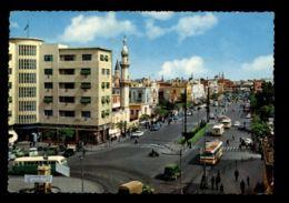C494 SYRIE SYRIA - DAMASCUS / DAMAS - VICTORY AVENUE / AVENUE DE LA VICTOIRE 1968 - Siria