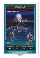 TCG - DREAMWORKS CARREFOUR - 147 - Megamind - Disney