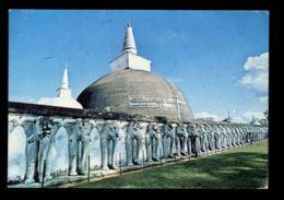 C497 SRI LANKA (CEYLON) - ANURADHAPURA - RUVANVELISEYA - Sri Lanka (Ceylon)