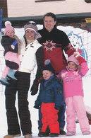 DP00632 - NETHERLANDS - DUTCH ROYALTY - PRINCE CONSTANTIJN PRINCESS LAURENTIEN - ROYAL FAMILY CP ORIG. ROYAL PRESS 360 - Familles Royales