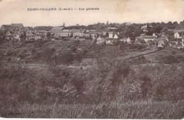 95 - BOISSY L'AILLERIE : Vue Générale - CPA - Val D'Oise - Boissy-l'Aillerie