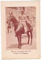 Brussel, Bruxelles, Fêtes Du Centenaire, 1830-1930 Cortege De L'Ommegang (pk52919) - Feesten En Evenementen