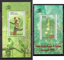 1998 - INDONESIA - Catg.. Mi. 1849/1850 - NH - (CW1822.9) - Indonesia