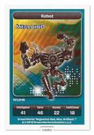 TCG - DREAMWORKS CARREFOUR - 151 - Megamind - Robot - Disney