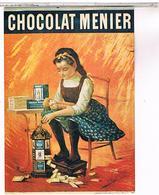 PUBLICITE CPM CHOCOLAT  MENIER - Pubblicitari