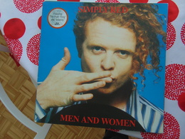 Simply Red- Men And Women - Rock