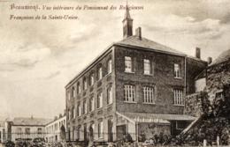 BELGIQUE - HAINAUT - BEAUMONT - Vue Intérieure Du Pensionnat Des Religieuses Françaises De La Sainte-Union. - Beaumont