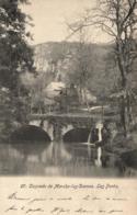 BELGIQUE - NAMUR - MARCHE-LES-DAMES - Cascade De Marche-les-Dames - Les Ponts. (n°87). - Namur