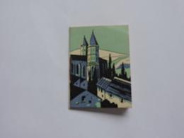 CALENDRIER ANNEE 1942 (Mini Format 5,5 X 4 Cm) - Calendriers
