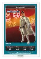 TCG - DREAMWORKS CARREFOUR - 156 - Megamind - Metroman - Disney
