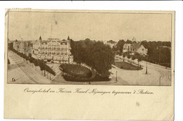 CPA - Carte Postale -Pays Bas-Nijmegen- Oranjehotel En Keizer Karel Nijmegen Tegenover Het Station-1911- S4979 - Nijmegen