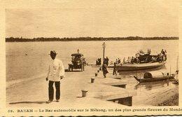 INDOCHINE(BANAM) BAC AUTOMOBILE - Viêt-Nam