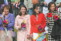 DP00646 - NETHERLANDS - DUTCH ROYALTY - PRINCESS MARGRIET - ROYAL FAMILY - CP ORIG. ROYAL PRESS 211 - Royal Families