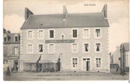 PAIMPOL  Hôtel De La Gare -  Côtes Du Nord - Paimpol