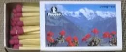 Paysage Jungfrau De Suisse - Boites D'allumettes