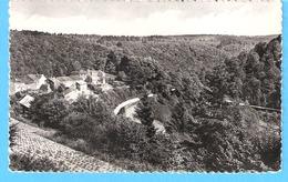 Orchimont-Vresse-sur-Semois-1955-Vue Sur Le Château Et La Route De Vresse-écrite De Bourseigne-Neuve-Edit.E.Leduc-Titeux - Vresse-sur-Semois