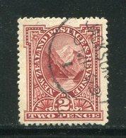 NOUVELLE-ZELANDE- Y&T N°72- Oblitéré - 1855-1907 Crown Colony