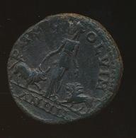 GORDIAN  AN IIII  -   2 SCANS - 4. Autres Monnaies Romaines