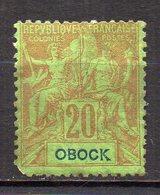 Col11   Obock  N° 38 Neuf Sans Gomme Cote 35,00 Euros - Unused Stamps