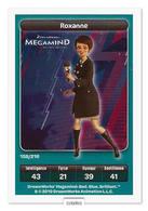TCG - DREAMWORKS CARREFOUR - 158 - Megamind - Roxane - Disney