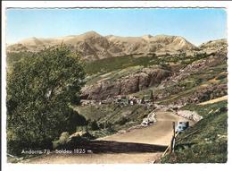 ANDORRA-   Cpsm Couleur   -  SOLDEU 1825m.... (scans Recto-verso) - Andorre
