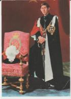 Postcard - Royalty -  H.R.H. - The Prince Of Wales A Knight Of The Garter - Unused Very Good - Ansichtskarten