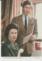 Postcard - Royalty - H.M. The Queen And Prince Charles -  Unused Very Good - Ansichtskarten