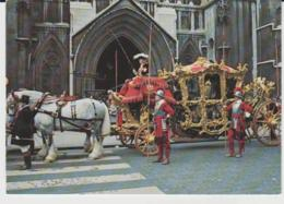 Postcard - Lord Mayor's Coach, London, Card No.plo22145  - Unused Very Good - Unclassified