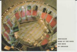 Postcard -  Jerusalem, Dome Of The Rock Of Abraham - Unused Very Good - Ansichtskarten