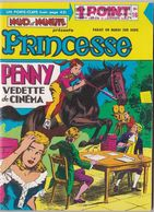 PRINCESSE N° 52 - 31/05/1966 (Beatles Help) - Small Size