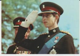 Postcard - Royalty -  H.R.H. - The Prince Of Wales Takes The Salute - Unused Very Good - Ansichtskarten
