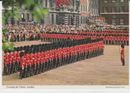 Postcard - Trooping The Colour London, Card No.2l40  - Unused Very Good - Ansichtskarten