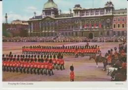 Postcard - Trooping The Colour London, Card No.klv3  - Unused Very Good - Ansichtskarten