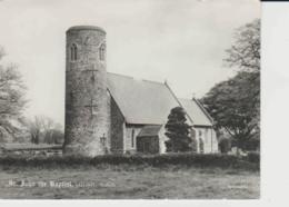 Postcard - Churches - St. John The Baptist - Lound Sufolk C1960 - Unused Very Good - Unclassified
