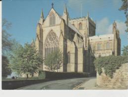 Postcard - Churches - Ripon Cathedral - Used  Dated On The Rear Very Good - Ansichtskarten