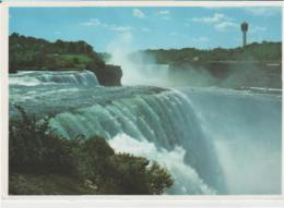 Postcard - Niagara Falls  - Posted 24th  Juneb 1980  Very Good - Ansichtskarten