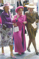 DP00652 - NETHERLANDS - DUTCH ROYALTY - PRINCESSES IRENE MARGRIET CHRISTINA - ROYAL FAMILY - CP ORIG. ROYAL PRESS 151 - Royal Families